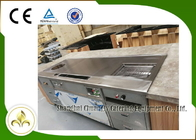 China Multi Funktion Teppanyaki-Grill-Tabellen-Edelstahl Electromagneitc-Suppen-Ofen-Grill usine
