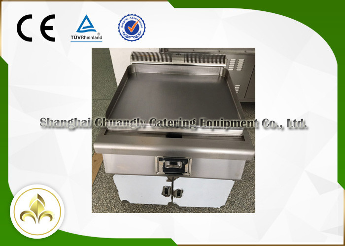 Customized Stainless Steel Mini Gas Outdoor Hibachi Table for Steak Frying