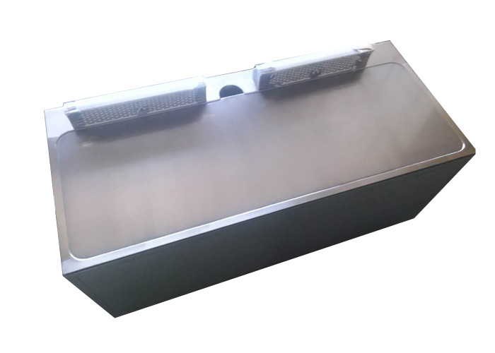 LPG/Pipeline Natural Gas Double Burners Teppanyaki Grill for 10-15 Persons